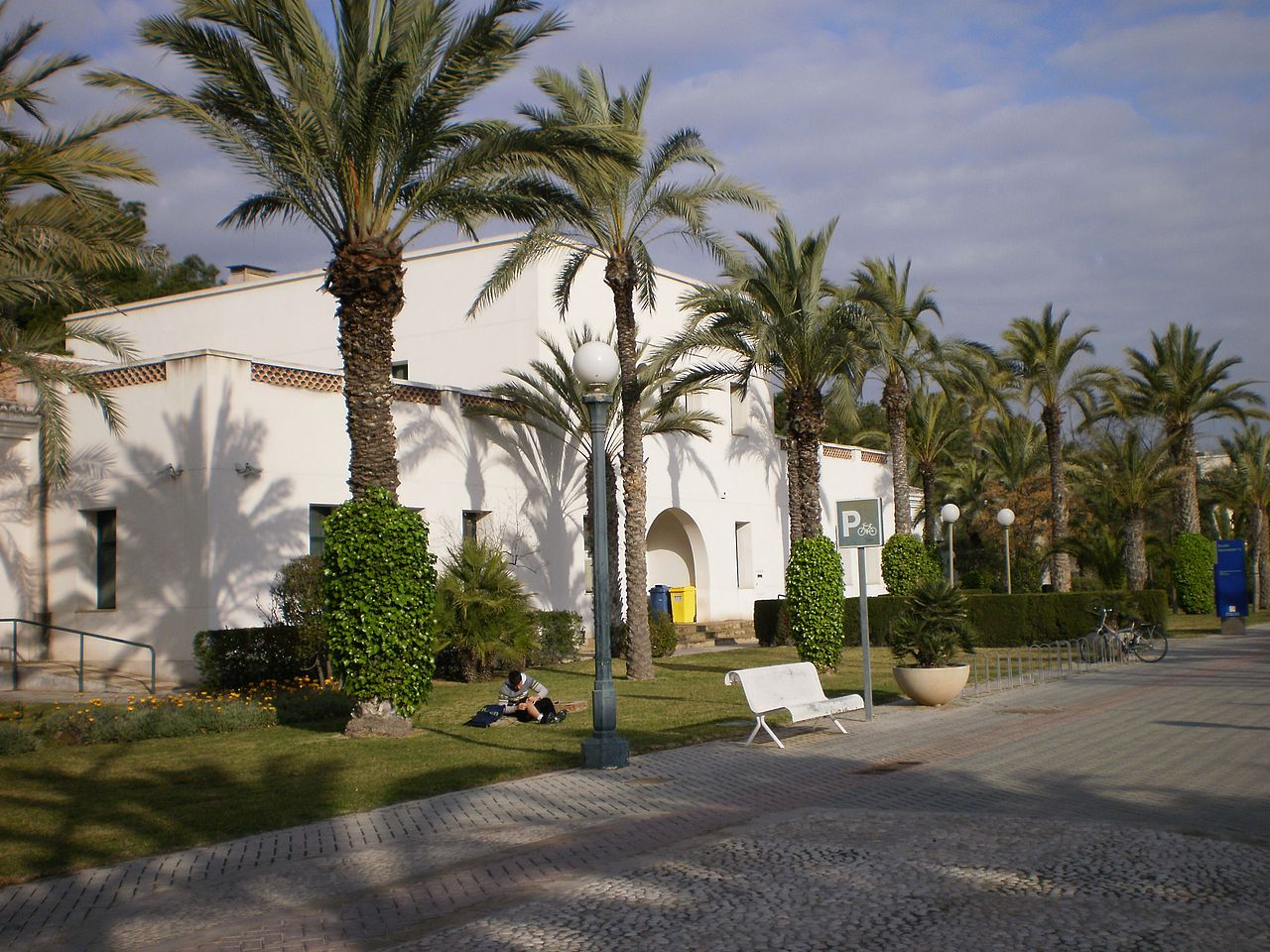 Campus of the University of Alicante 2
