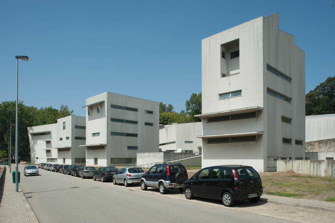 Gal ria escuela de arquitectura de oporto alvaro siza for Facultad de arquitectura uni